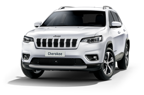 Jeep® Cherokee blanc