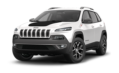 Jeep® Grand Cherokee Trail Rated