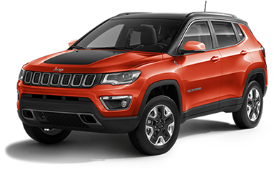 Jeep® Compass Trail Rated