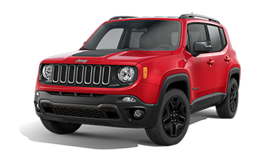Jeep® Renegade Trail Rated