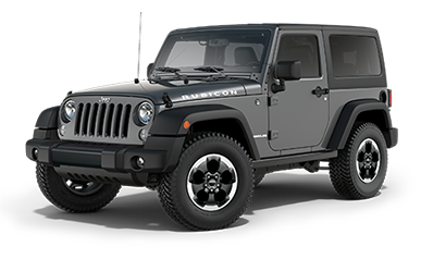 Jeep® Wrangler Trail Rated